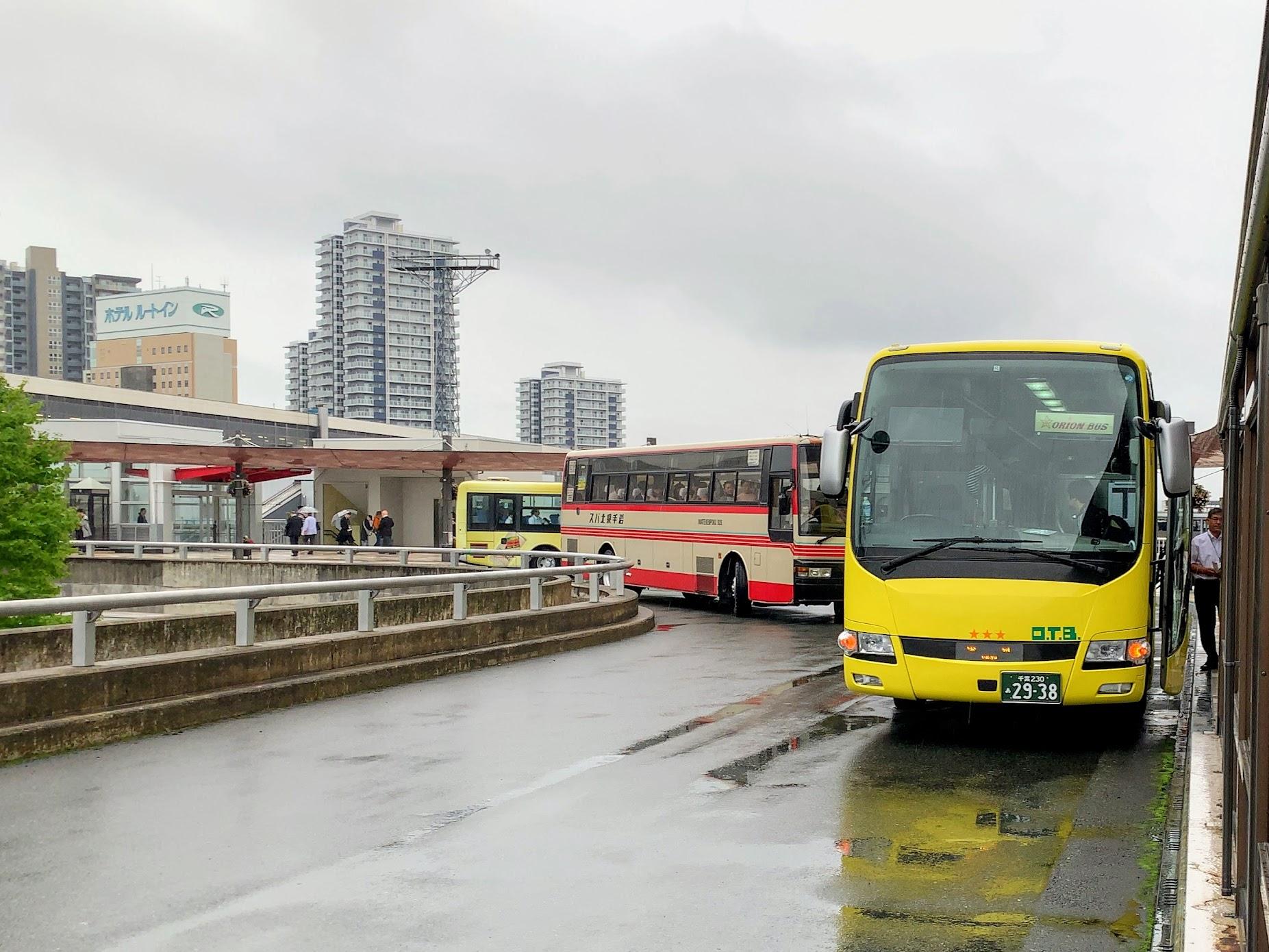 岩手県の都市間バスはこんなにある。②盛岡編(後編)