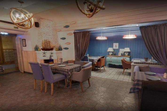 Фото №2 зала Рыба