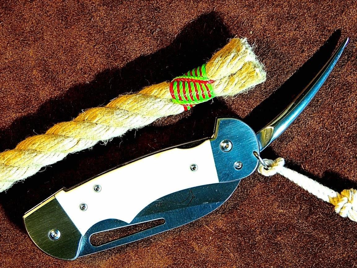 Sailmaker's Whipping