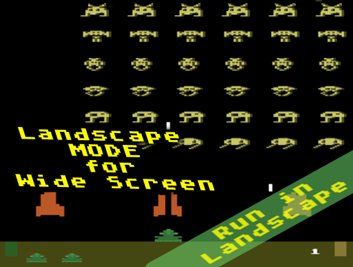 Classic Invaders screenshot 2
