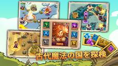 Empire Warriors TD: タワーディフェンスゲームのおすすめ画像5