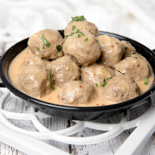 Swedish Meatballs Thermomix Style.