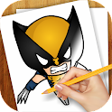 Learn to Draw X-Men icon