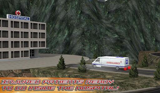 玩免費模擬APP|下載救护车驾驶:救援运 app不用錢|硬是要APP
