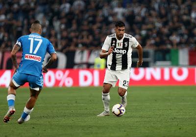 Un joueur de la Juventus veut absolument partir l'hiver prochain