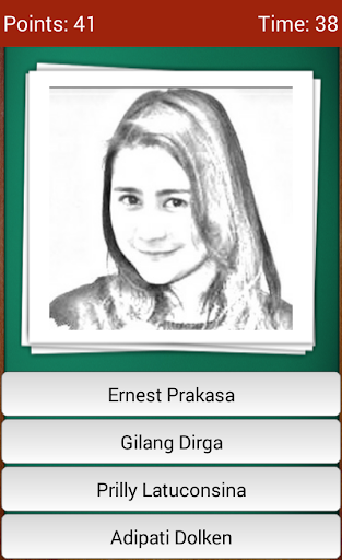 Tebak Artis Indonesia 1.11 screenshots 14