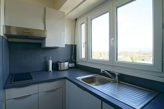 Location appartement meublé 2 pièces 27,66 m2