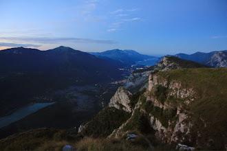 Photo: Lago di cavedine e Garda