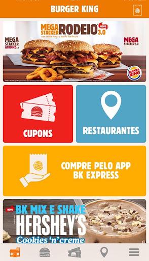Burger King Brasil 2.1.5 screenshots 1