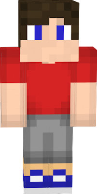 Камень в костюме человека (В настройках можно менять эти скины)