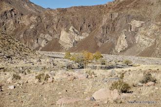 Photo: Кусочек каньона, но долина реки широко разработана водой и временем