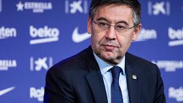 El expresidente del FC Barcelona Josep Maria Bartomeu.