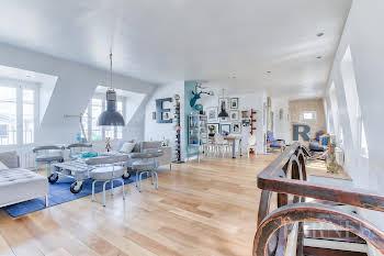 Appartement 6 pièces 184,4 m2
