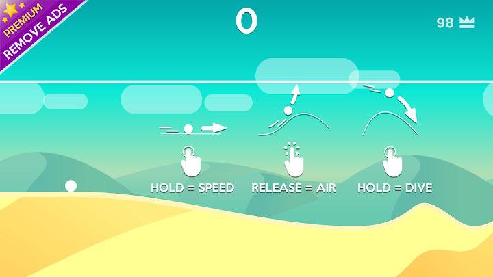 Dune! Android App Screenshot