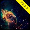 Eye Galaxy Live Wallpaper icon