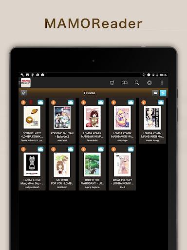 玩免費漫畫APP|下載MAMO Reader app不用錢|硬是要APP