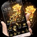 Golden Rose Theme icon
