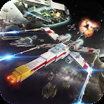Space Ship Flight Simulator 3D Icon