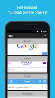 Screenshot of Downloader & Private Browser