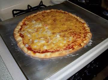 Easy Bisquick Pizza Crust