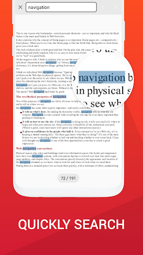 PDF Reader - PDF Viewer for Android new 2019 android2mod screenshots 5