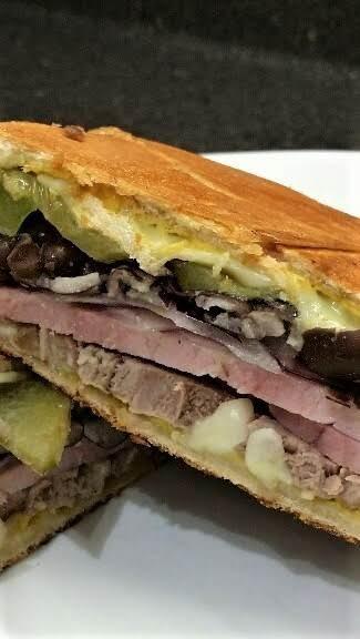 Cuban Sandwich - A Mi Manera Recipe