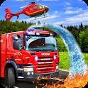 911 Emergency Rescue Hero icon