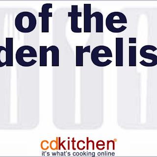 End of the Garden Relish Recipe