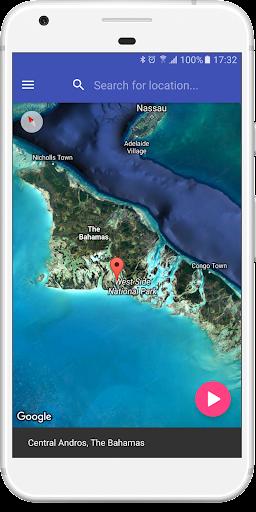 Fake GPS Location PRO 3.3 screenshots 1