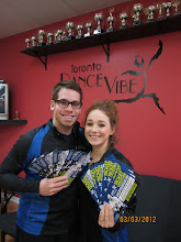 Photo: Toronto Dance Vibe is going to the Marlies courtesy  of Just Energy.