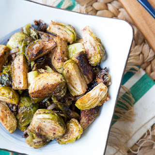 Not Your Mother's Brussels Sprouts