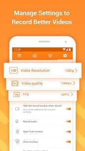 DU Recorder MOD (Ads Free) – Screen Recorder 7