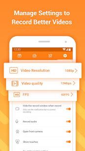App DU Recorder – Screen Recorder, Video Editor, Live APK for Windows Phone