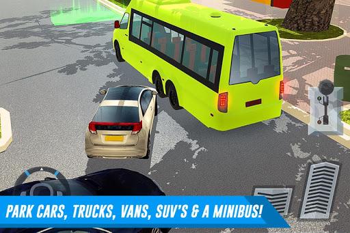 Shopping Mall Car & Truck Parking  screenshots 4