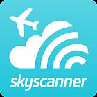 Skyscanner minden járat icon