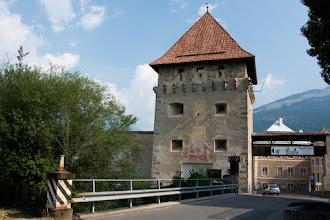 Photo: Tauferer Tor w zachodniej części miasta.