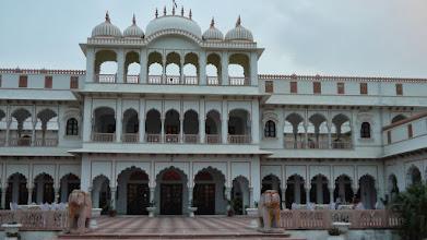 Photo: ist wieder eine ehemaliger Mahardscha Palast