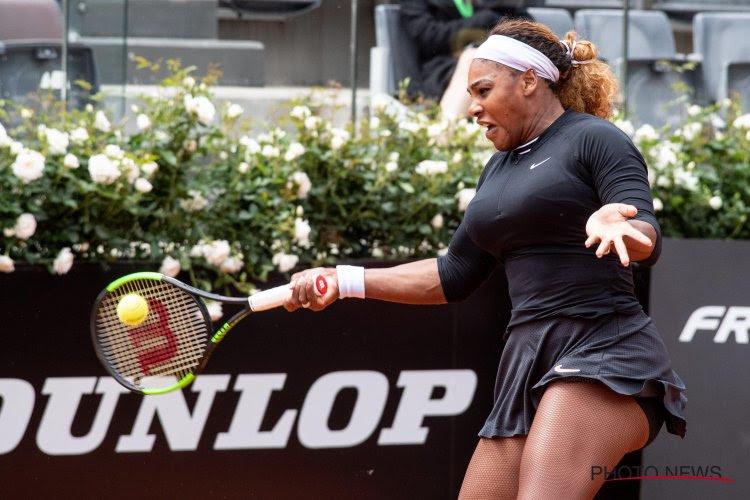 Serena Williams mist haar start niet op gravel: nieuw Williams-duel op komst of galaduel voor Elise Mertens?