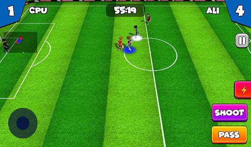Soccer Heroes! Ultimate Football Games 2018 2.4 screenshots 15