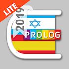HEBREW-SPANISH DICT (LITE)  PROLOG 2019 icon