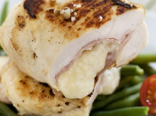 Cheesy Stuffed Chicken Breast Recipe