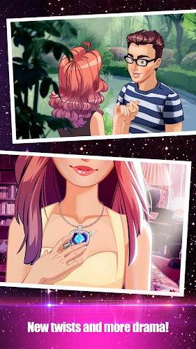 Love and Lies: Teen Romance Love Story Game Android App Screenshot