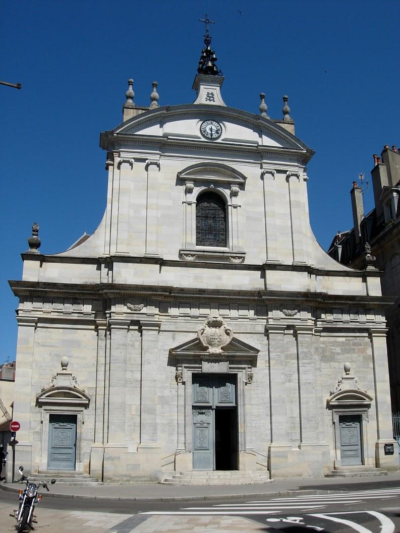 Eglise Saint-Maurice à Besançon