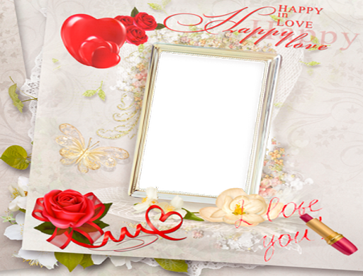 Happy Love Photo Frames