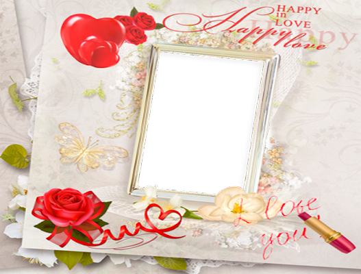 Happy Love Photo Frames - screenshot