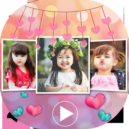 Baby Video Maker 媒體與影片 App LOGO-APP開箱王