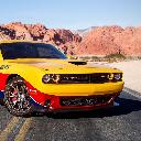 Dodge Challenger Pop HD Car New Tab Theme