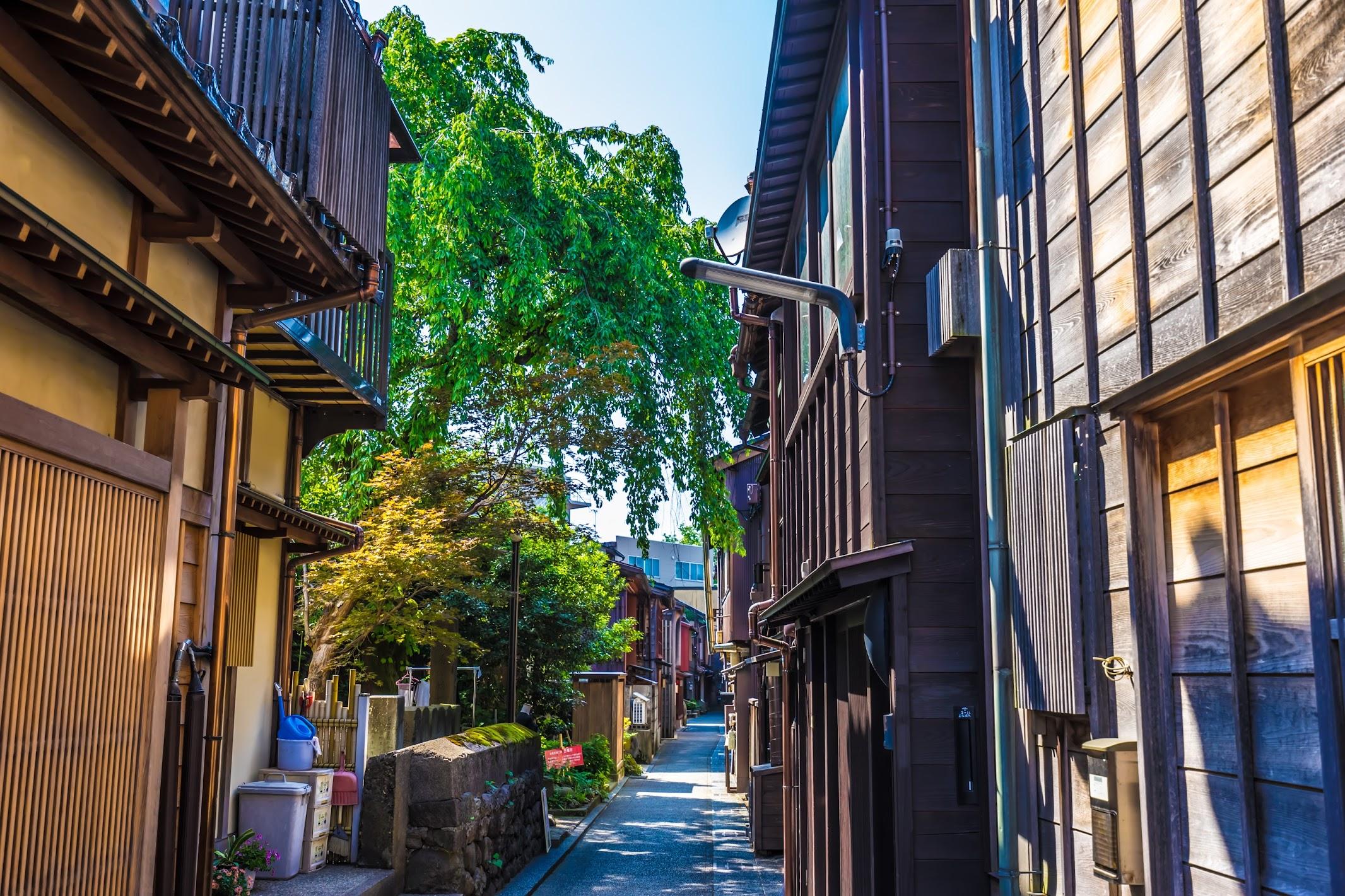 Kanazawa Kazue-machi Chaya District1
