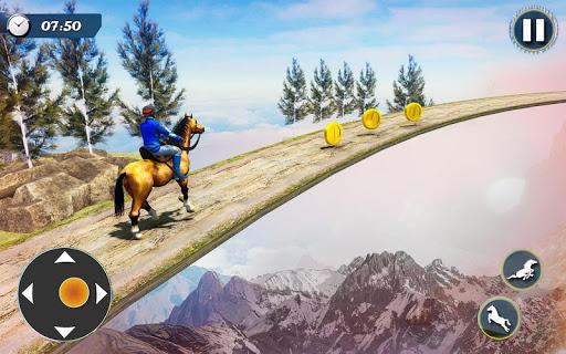 GT Horse Mega Ramp Parkour: Free Mega Ramp Stunts 1.0.16 screenshots 17