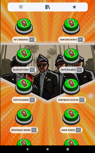 Coffin Dance | Meme Prank Soundboard screenshot 12